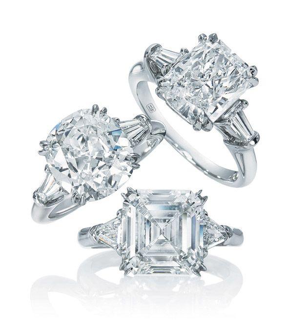 cushion cut engagement rings harry winston www