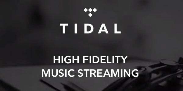 Tidal Musique Streaming