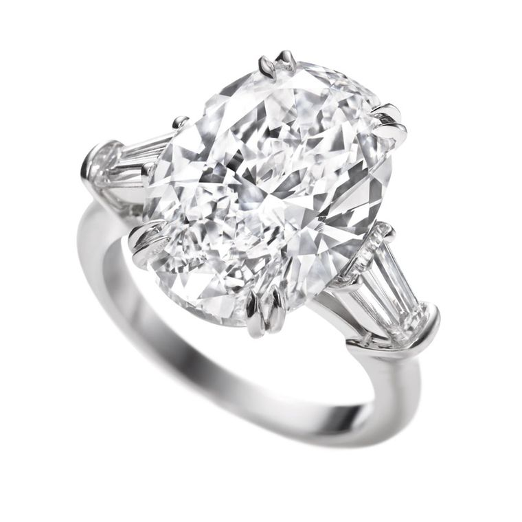 Carat Diamond Ring Harry Winston