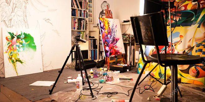 Qu est ce qu un artiste peintre - Atelier artiste peintre ...