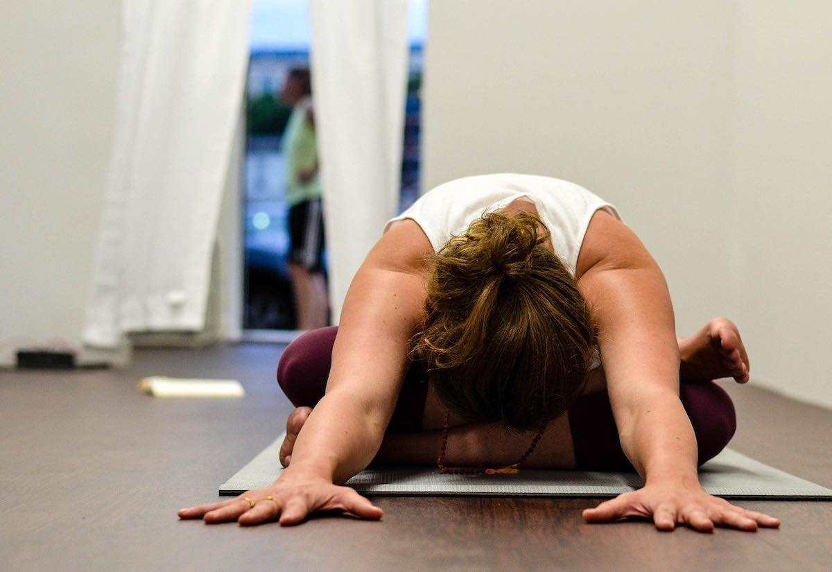 Tapis de yoga antidérapant et bio
