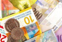 change franc suisse